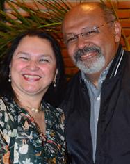 Paulo Macedo e Ruth Nogueira